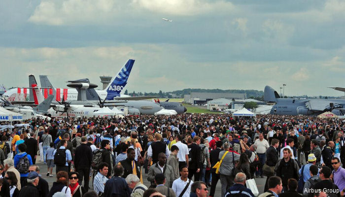 Airbus Group will showcase its innovative range of commercial and military aircraft, space systems and emerging technologies at the Paris Air Show 2015, which runs 15-21 June at Le Bourget.