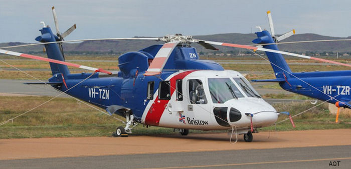 Bristow Helicopters Australia implemented and gone live with AQT Solutions ATMS (Advanced Training Management System) to manage helicopter crews currency and training requirements
