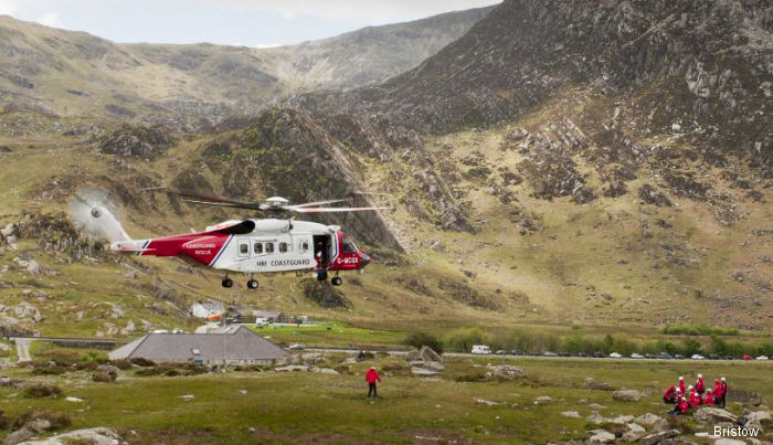 The new civilian search and rescue (SAR) helicopter service has reported a busy first six months, 1 April to 31 September 2015, as crews across five new bases respond to almost 400 taskings.