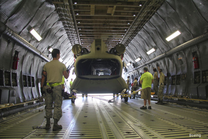 Boeing delivered the 7th CH-47F Chinook to the Australian Army on budget August 10th, three weeks ahead of schedule.
