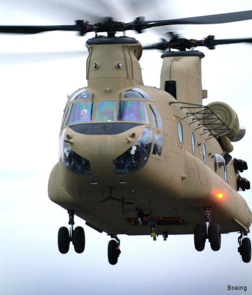 US State Dept approves possible FMS sale of 3 CH-47F Chinook to Australia for $180 million. The Australian Army already operates 7 CH-47F helicopters