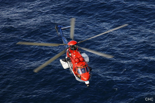 Statoil  extend its contract with CHC Helikopter Service AS in Norway, securing helicopter search-and-rescue services to its Tampen and Oseberg fields until 2019 in a deal worth over $90 million.