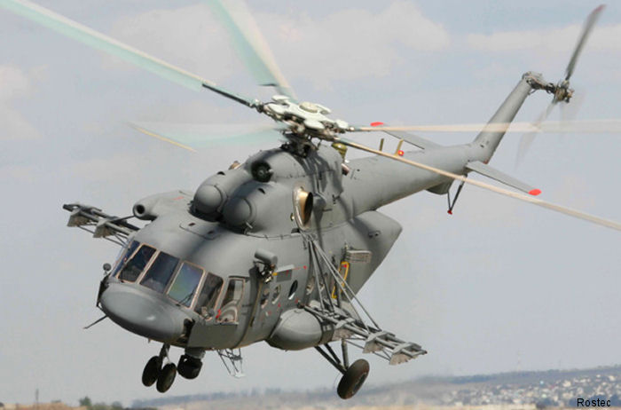 Russian Helicopters is developing an after-sales service option for Mi-17, Mi-171, Ka-27, Ka-28, and Ka-31 helicopters currently in use in China.
