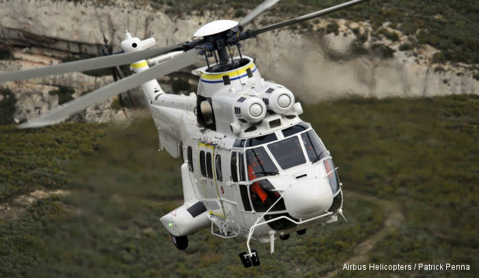 Airbus Helicopters presents its humanitarian missions' dedicated helicopters in Dubai