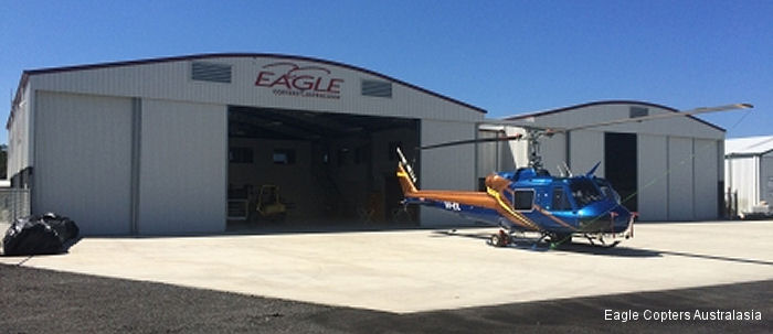 Eagle Copters Australasia is getting set to officially open its new state-of-the-art maintenance and support facility at Coffs Harbour Airport, on the New South Wales mid north coast.