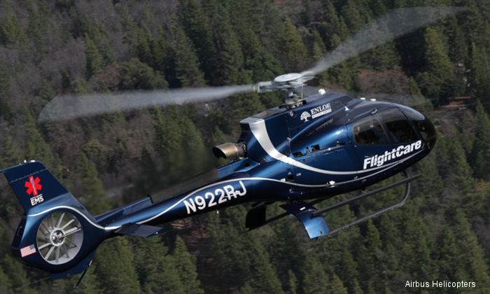 Airbus Helicopters plans a multi-city tour across the U.S. this spring demonstrating the next generation air medical service capabilities of its EC130 T2.