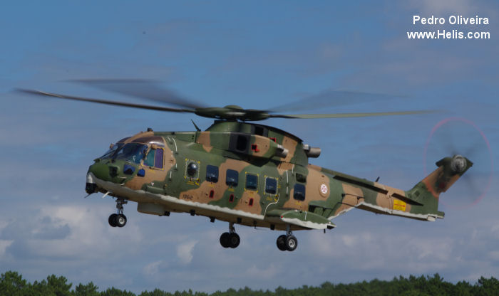 Turbomeca and Portuguese Air Force/DEFLOC sign MoU to support EH101 fleet