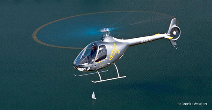 The new Cabri G2 helicopter will add to the existing fleet of five operated by Helicentre Aviation as well as three additional airframes already on order which are due for delivery in 2016