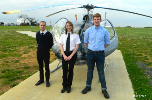 Helicentre Aviation launches Cabri G2 Flight Instructor program