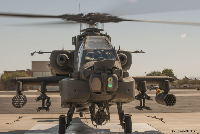 National Guard Apache Gunfighter Fly-in Competition