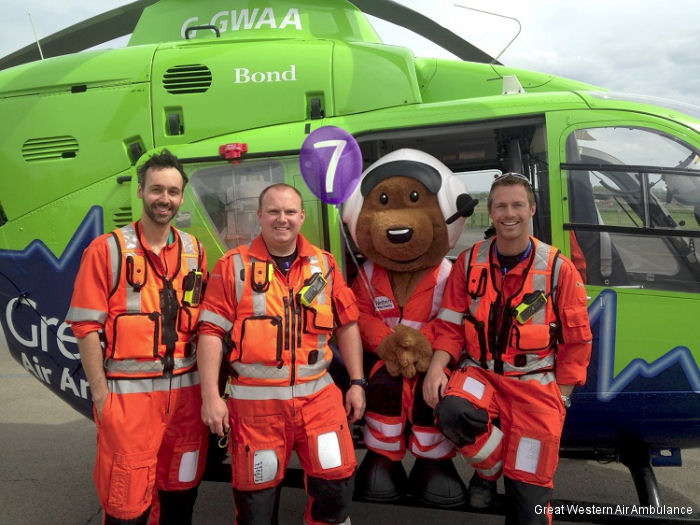 UK Great Western Air Ambulance (GWAAC) has been proving lifesaving critical care to those who need it the most for seven years.