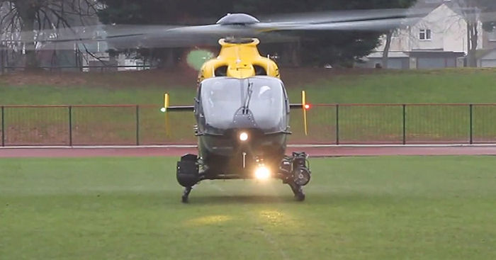 Air Support in South Wales region migrates to the National Police Air Service. Gwent and South Wales Police joined the NPAS Utilising the existing base at RAF St Athan.