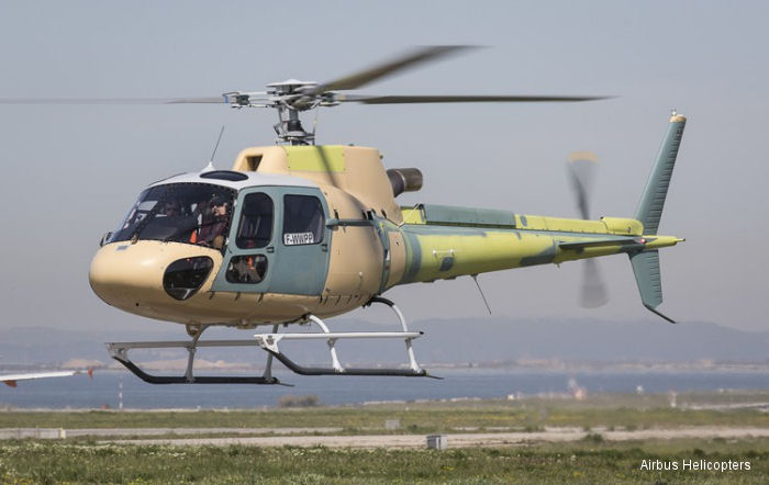 India's Heritage Aviation received two H125 helicopters acquired for charter and utility missions, with a special focus on pilgrimage heli-tours.