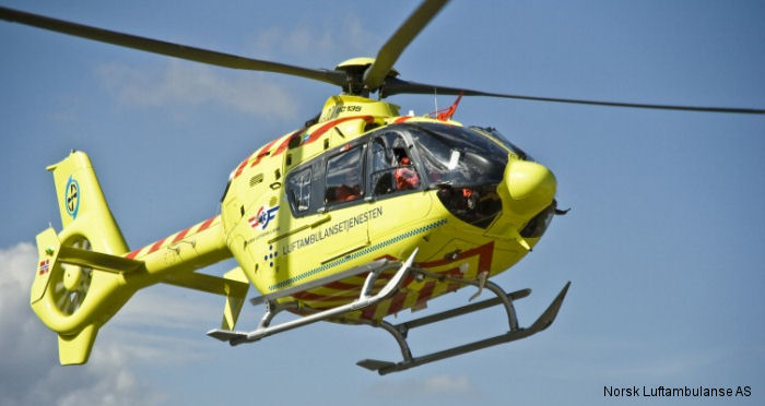 Turbomeca Arrius to power new Norwegian air-ambulance fleet