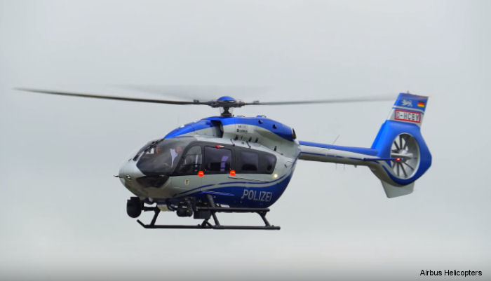 The worldwide fleet of 35 H145/EC145T2 operated by 14 international customers has accumulated a total of 10,000 flight hours.
