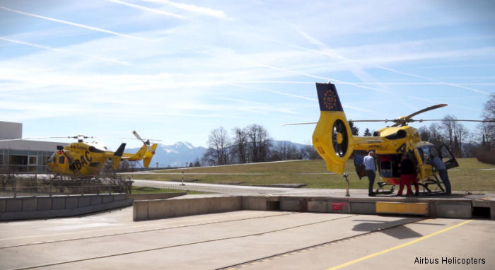 Several weeks after entering service in the Bavarian Alps, pilots and paramedics from German rescue organization ADAC share their impressions of their new H145 / EC145T2
