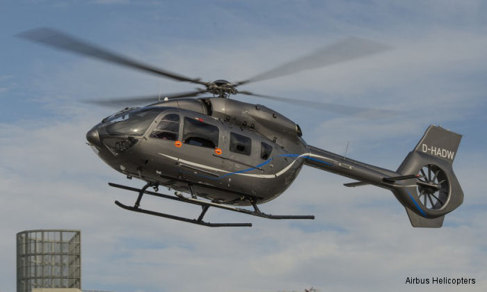 Airbus Helicopters H145 makes its Brazilian debut in month-long demonstration tour
