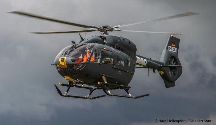 Ready to serve: Airbus Helicopters militarized H145M receives its on-time EASA certification