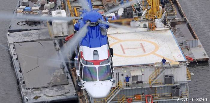 Bristow Group today raised its total firm orders for Airbus Helicopters H175 (EC175) to 17 and signed a comprehensive support services agreement for its new seven-metric-ton-category rotorcraft