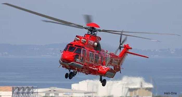 Norway s Heli-One, CHC s maintenance, repair and overhaul (MRO) division, has been chosen by Bond Offshore Helicopters for the EC225LP / H225 G-REDR 9,000 hour G check.