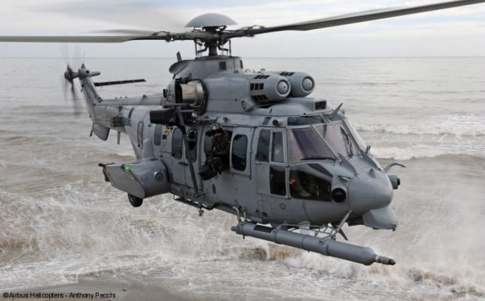 Airbus Helicopters and its partner Heli Invest Services welcome the decision of the Polish Ministry of Defence to pre-select the H225M Caracal from Airbus Helicopters.