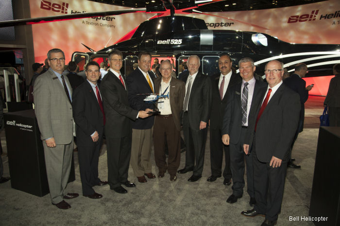 Air Methods signs for 200 <a href=/database/model/1410/>Bell 407GXP</a>s, one of the largest sales in Bell s history