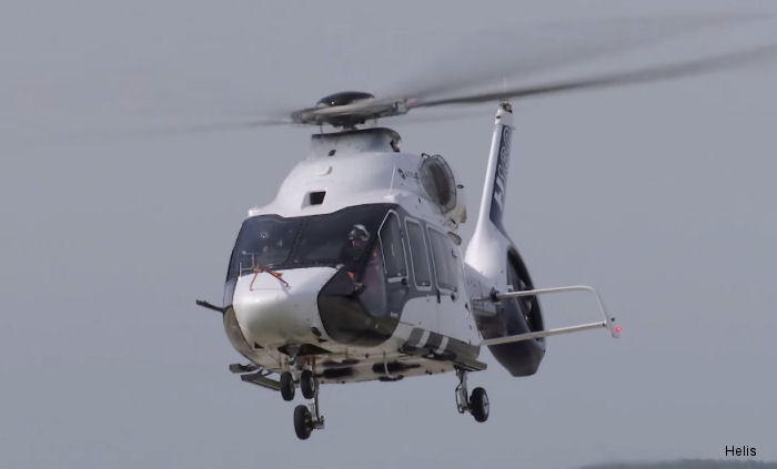 Airbus Helicopters will show a H160 mock-up in centre stage at Helitech 2015, 6-8 October in London. A H135 will also be on the indoor static display.