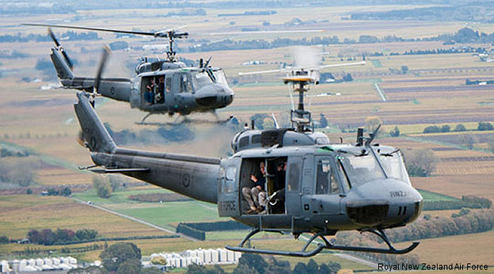 The UH-1H Huey is scheduled to cease flying operations with the Royal New Zealand Air Force on July 1st 2015. No.3 Squadron who fly the Iroquois are making various stops around New Zealand in May