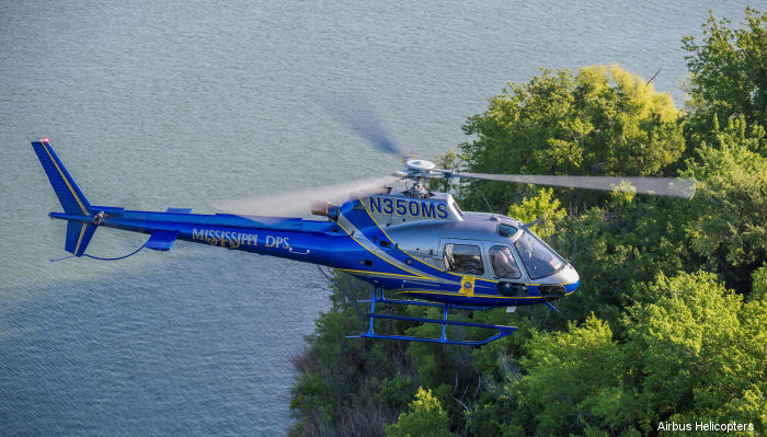 Airbus Helicopters Inc. to feature law enforcement market leader H125 AStar helicopter at IACP in Chicago