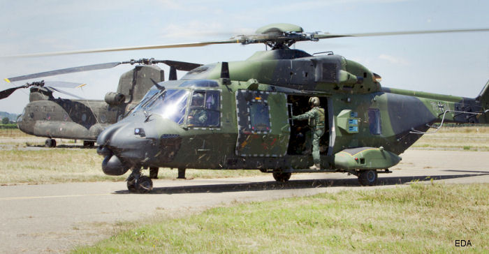 Italy hosts multinational helicopter exercise
