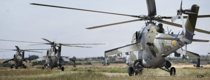 Italian Blade 2015 Multinational Helicopter Exercise