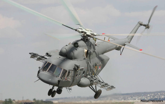 In September 2015, Kazan Helicopters celebrates the 75th anniversary of its founding. Home of the Mi-8/17/171/172 family