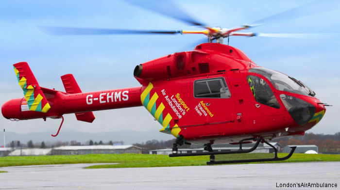 London Air Ambulance is today launching a public campaign to raise an extra £4.4m for a second helicopter for the capital.