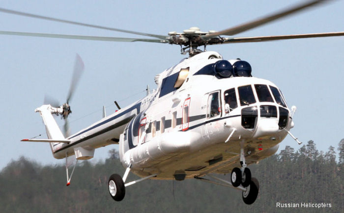 Russian Helicopters will showcase its series produced commercial and military helicopters at LAAD Defence & Security 2015, April 14-17 in Rio de Janeiro, Brazil