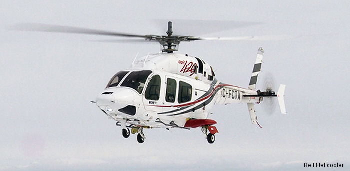 The Bell 429WLG, 407GX and the 505 Jet Ranger X mockup will all be on static display at the 12th Latin American Business Aviation Conference and Exhibition (LABACE) August 11-13 at São Paulo, Brazil