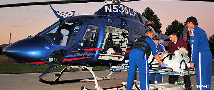 Life Flight Network (LFN) announced it will be opening a base at  Burley Municipal Airport  (KBYI) Idaho on March 20th, 2015