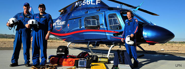 Life Flight Network (LFN) announced it will be opening a base at the Rexburg-Madison County Airport (KRXE) at Rexburg, Idaho on February 20th, 2015