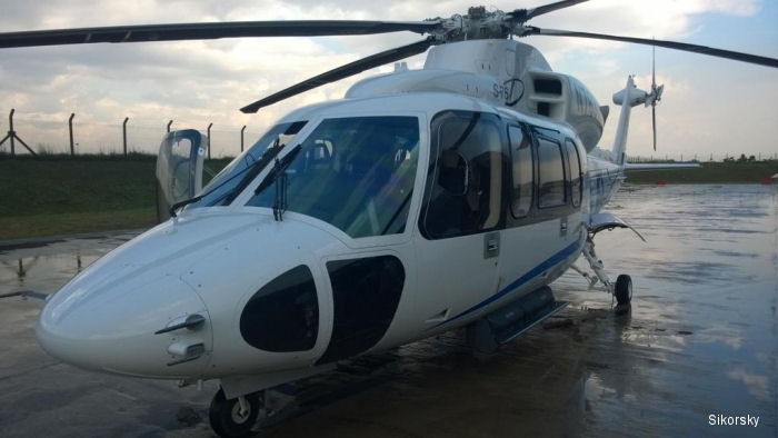 Sikorsky Exhibits and Demonstrates S-76D Helicopter in Malaysia