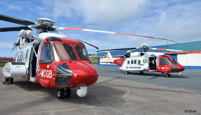 UK based Bristow Helicopters have chosen a modular buildings solution for accommodation and welfare facilities at Lydd Airport, Kent - its new SAR base opening in July 2015.