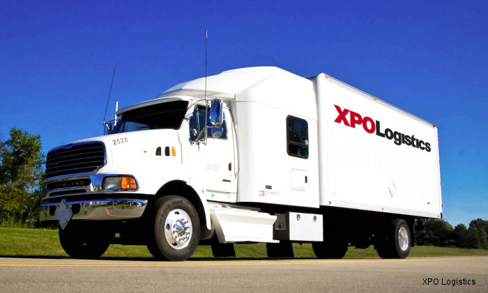 AgustaWestland extends relationship with XPO Logistics