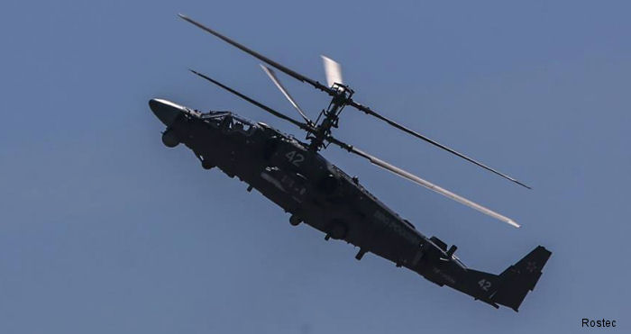 Russian Helicopters showcases over 10 helicopters at MAKS-2015
