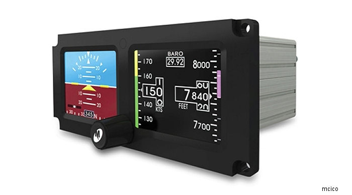 Mid-Continent MD302 Standby Attitude Module (SAM) is being offered as the digital standby display in the Bell Helicopter 407GX, Enstrom Helicopter 480B-G, and the MD Helicopters MD900 Explorer.