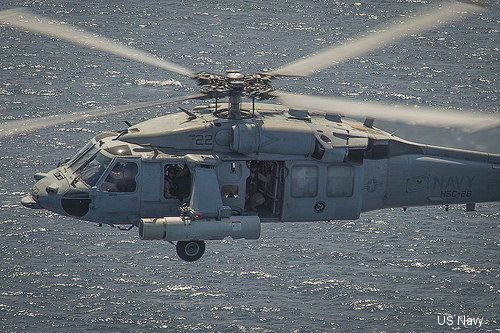 CPI Aerostructures has been awarded contract by Northrop Grumman to manufacture pod structural housings for the Airborne Laser Mine Detection System (ALMDS) for the MH-60S Seahawk helicopter.