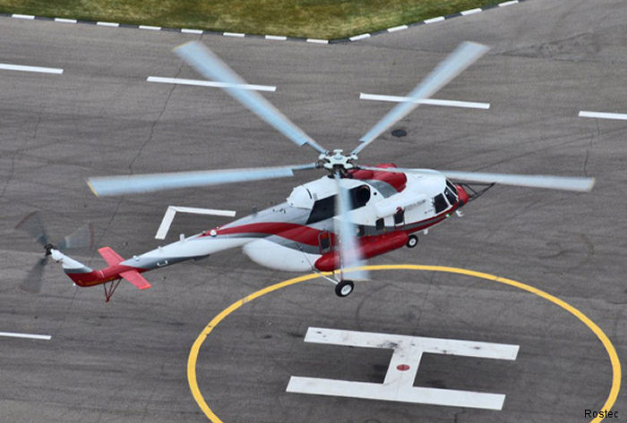 Russian Helicopters has started flight testing of a second prototype of the medium multirole Mi-171A2 at Mil Moscow Helicopter Plant.