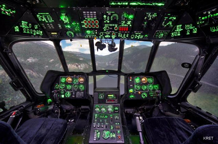 KRET, part of Rostec Holding, developed the simulator for the Mi-171A2 new helicopter
