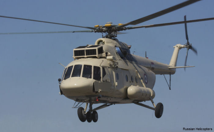 Russian Helicopters offers after-sales services to helicopter operators in Egypt
