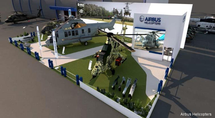 Airbus Helicopters will showcase the H225M Caracal, Tiger HAD and H145M at the 23rd annual International Defence Industry Exhibition MSPO in Kielce, Poland on 1-4 September 2015.