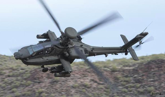 The Boeing AH-64 Apache attack helicopter will be making its first appearance at the largest defense show in Poland, MSPO International Defence Industry Exhibition, in Kielce, September 1-4