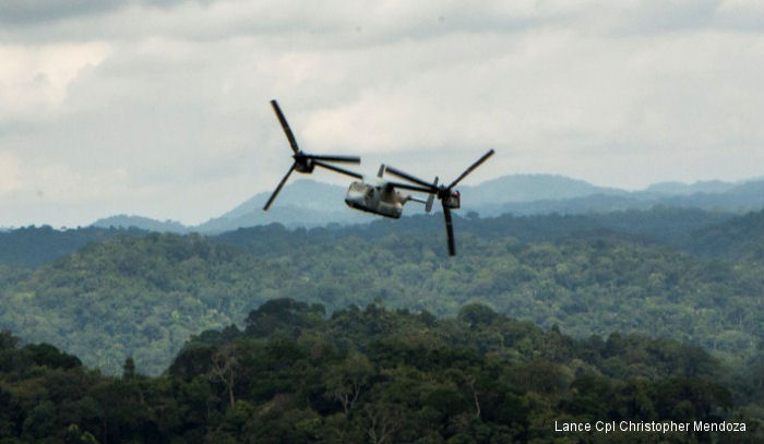 Marines test forward-staging abilities in Gabon