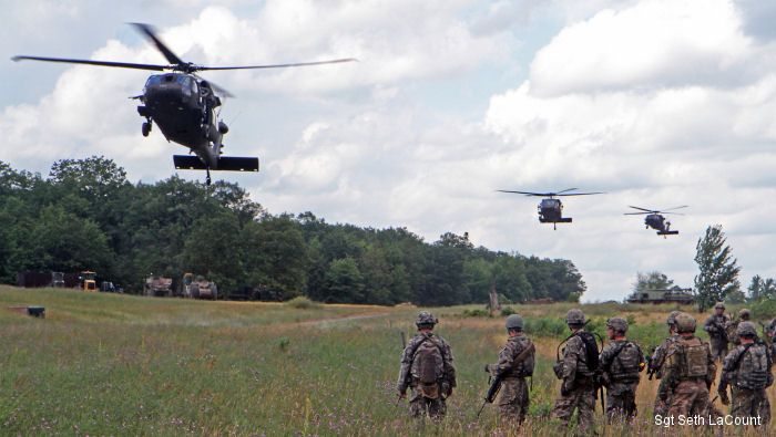 A dozen military units will be operating in northern Michigan as part of a major training exercise involving personnel from Canada, Latvia, Poland, Australia and 20 states' military forces.